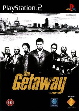 [PS2] The Getaway (2002) - FULL ITA